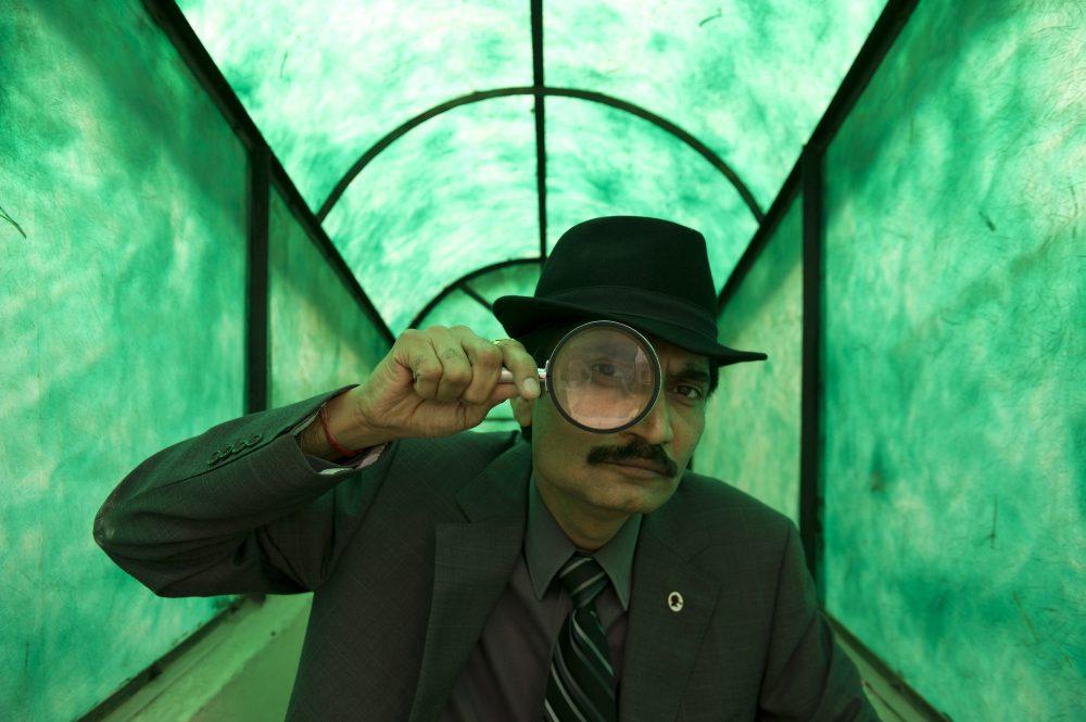 Detective Ajit Singh